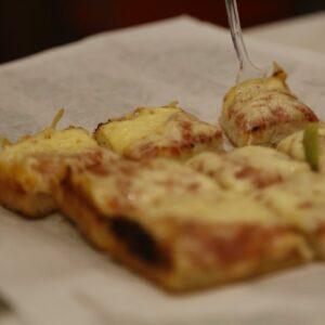 Πίτσα σπέσιαλ του Πλάστη